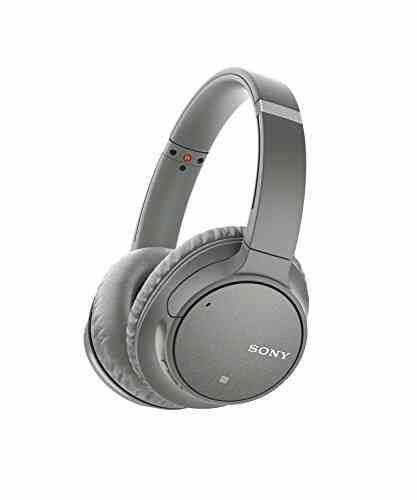 Sony WH-CH700N Casque Sans Fil Bluetooth à Réduction de Bruit - Gris, avec Amazon Alexa Intégrée 1