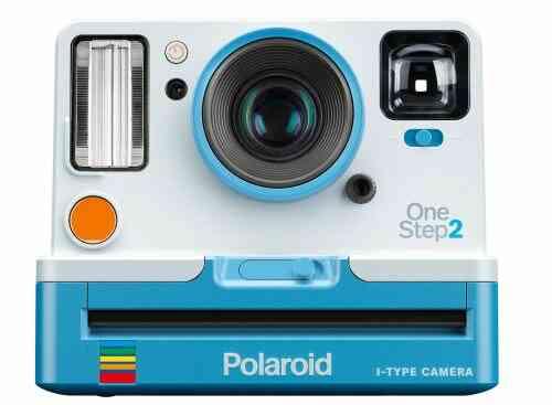 Appareil photo instantané Polaroid Originals OneStep2 Bleu avec viseur 1