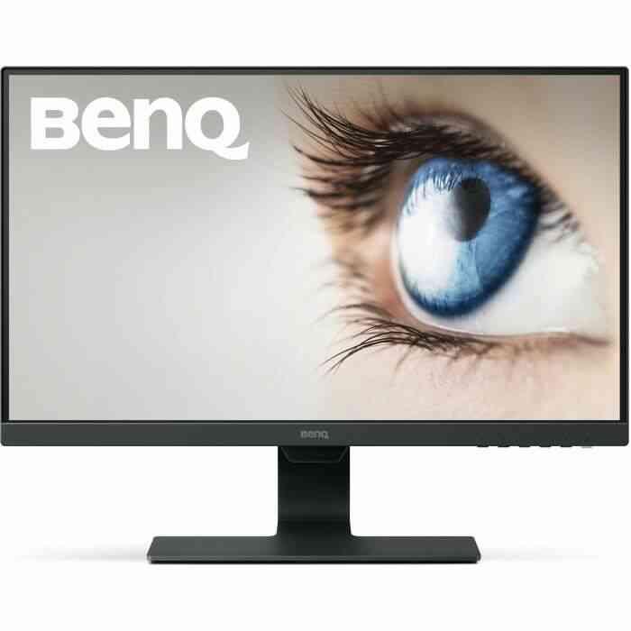 Ecran PC - BenQ GW2480E - 23,8- Full HD - Dalle IPS - 5 ms - 60 Hz - VGA / HDMI / DisPlayPort 1
