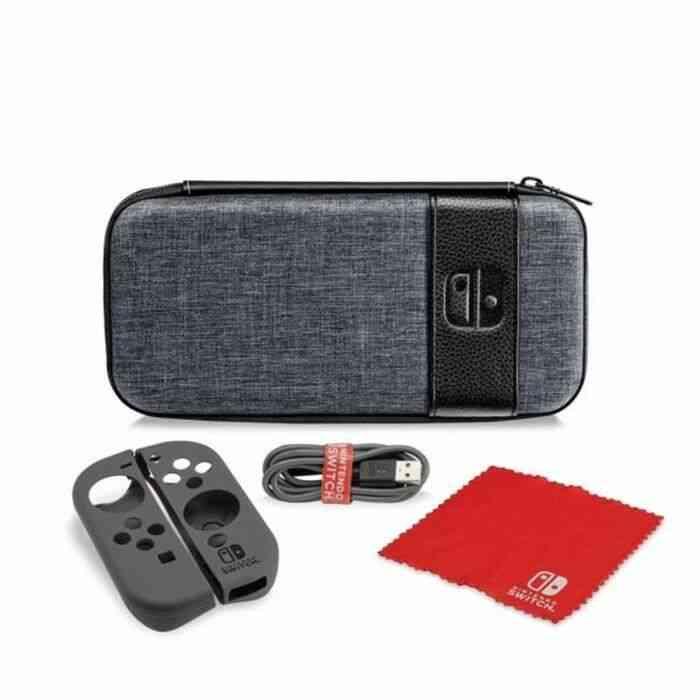 PDP Housse De Protection Starter Kit Elite Édition Pour Nintendo Switch 1