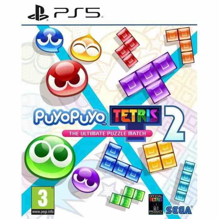 Puyo Puyo Tetris 2 Jeu PS5 1