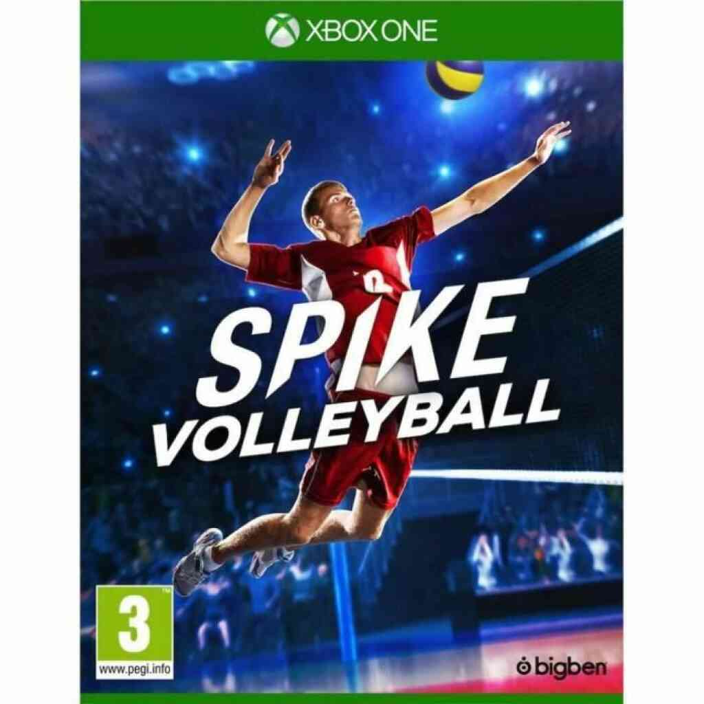 Jeux Xbox One BIG BEN INTERACTIVE Spike volleyball 1