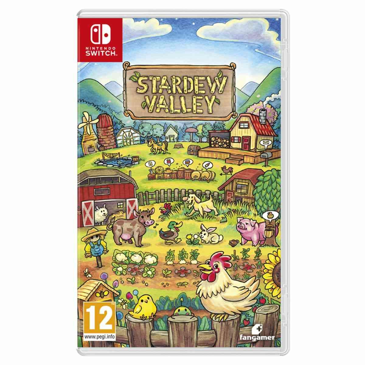 Stardew Valley (Nintendo Switch) 1