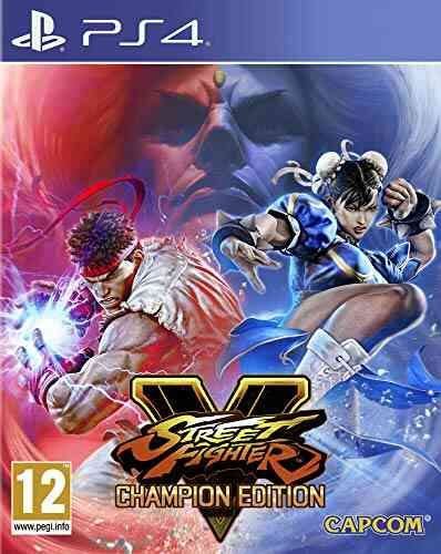 Street Fighter V : Champion Edition pour PS4 1