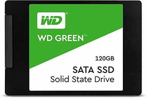 "WD Green 120Go Internal SSD 2.5"" SATA 1"