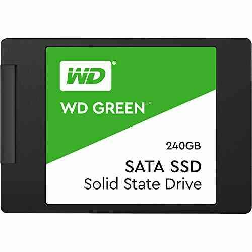 "WD Green 240Go Internal SSD 2.5"" SATA 1"