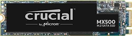 Crucial 250Go CT250MX500SSD4 SSD interne MX500-jusqu'à 560 Mo/s (3D NAND, SATA, M.2 (2280) 1