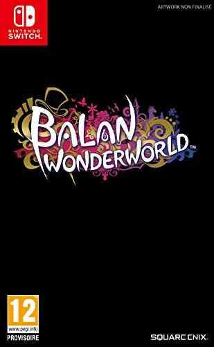 - Précommande - Balan Wonderworld Nintendo Switch 1