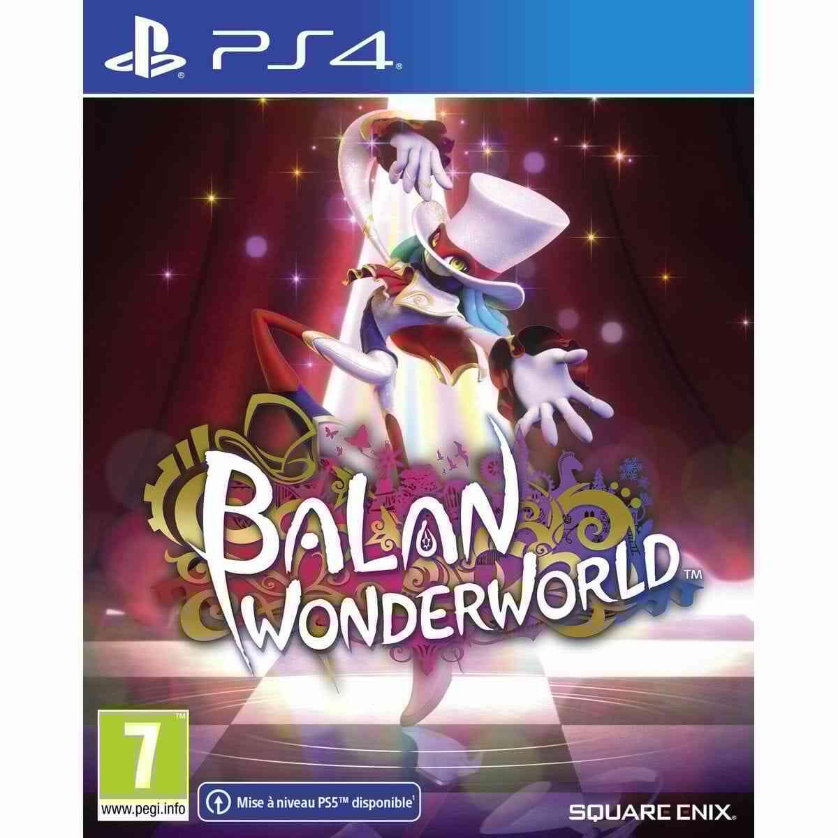 - Précommande - Balan Wonderworld PS4 1