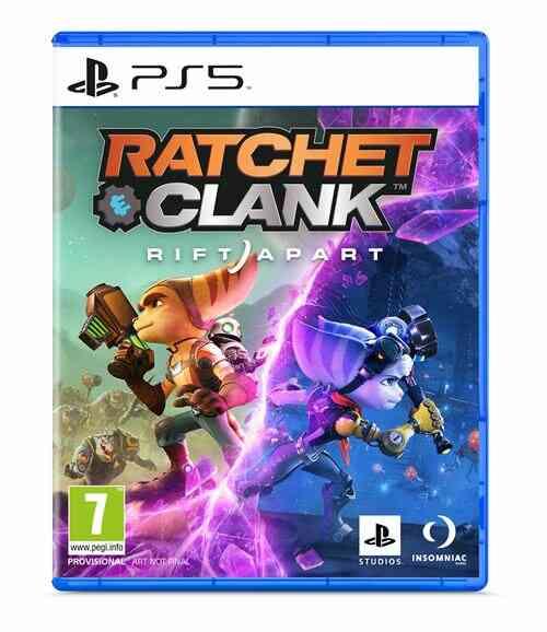 - Précommande - Ratchet & Clank Rift Apart PS5 1