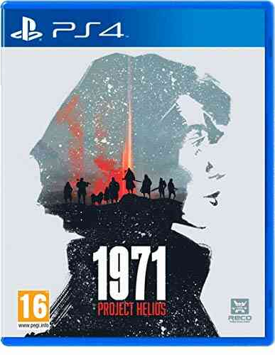 Jeux PS4 Just For Games 1971 project helios 1