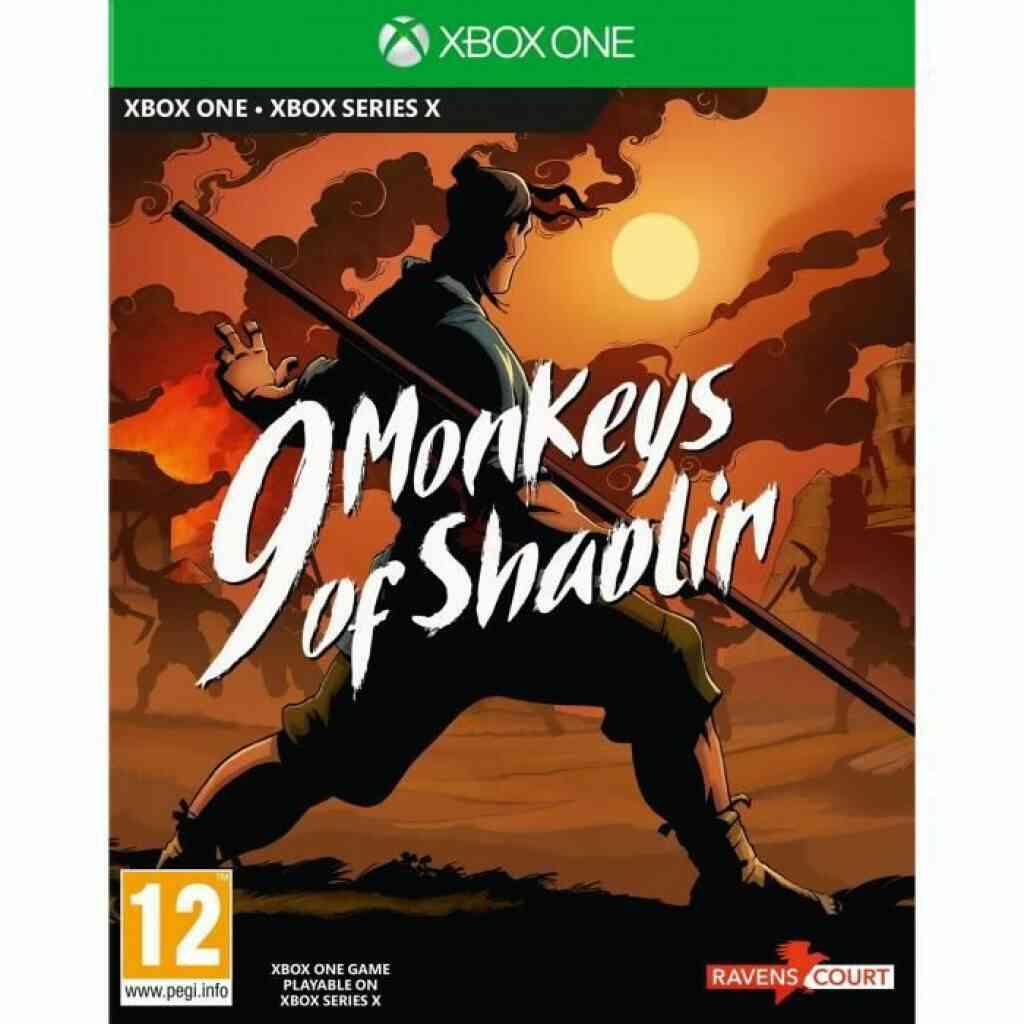 9 Monkeys Of Shaolin Jeu Xbox One 1