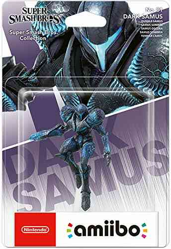 Amiibo - Samus Sombre 1