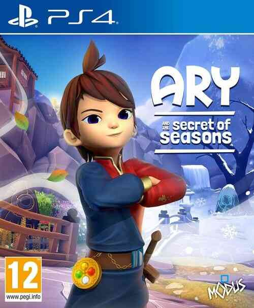 Ary and The Secret of Seasons PS4 1