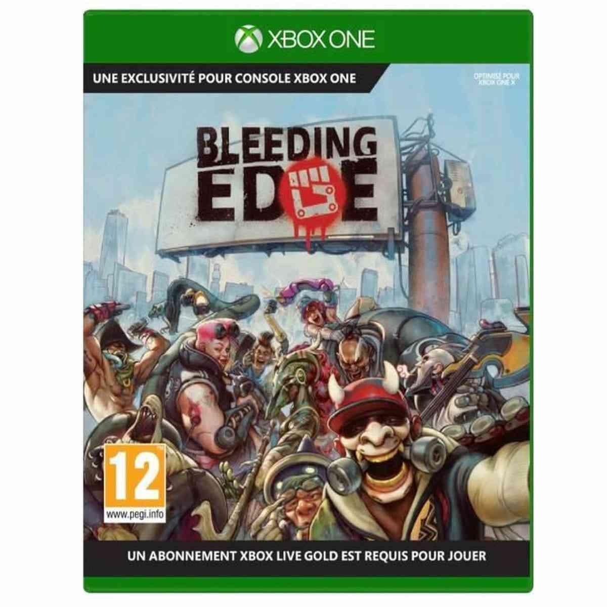 Bleeding Edge Xbox One 1