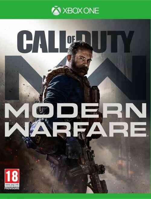 CALL OF DUTY : Modern Warfare Jeu Xbox One 1