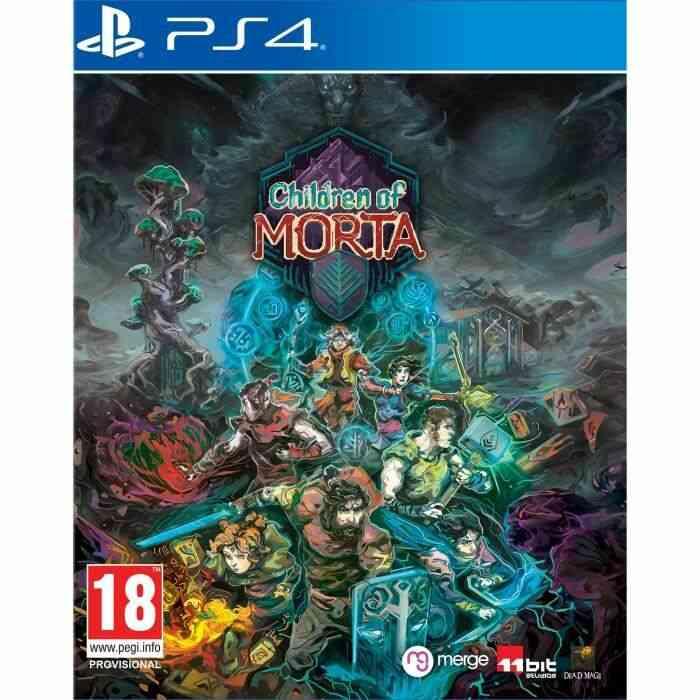 Children Of Morta Jeu PS4 1