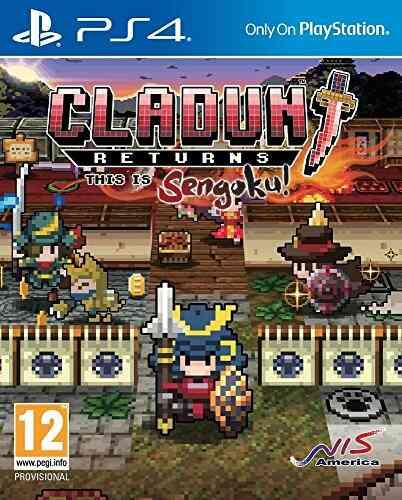 Cladun Returns: This is Sengoku! 1