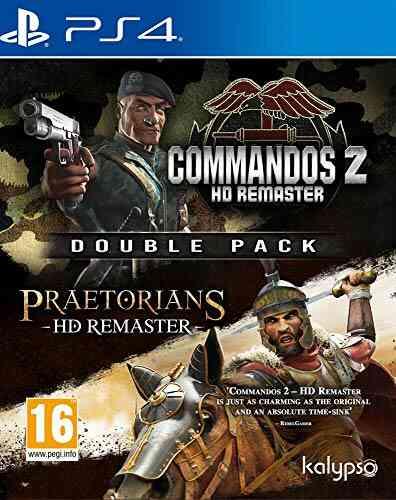 Commandos 2 & Praetorians: Hd Remaster Double Pack (PS4) 1