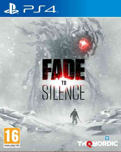Fade to Silence PS4 1
