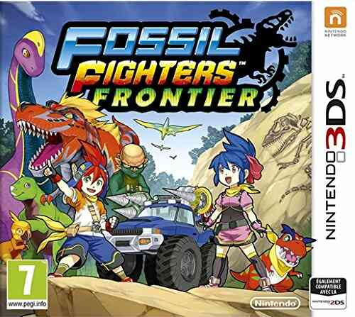 Fossil Fighters Frontier 1