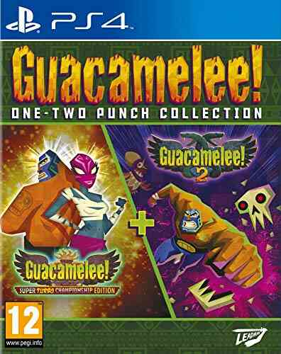 Guacamelee! One-Two Punch Collection pour PS4 1