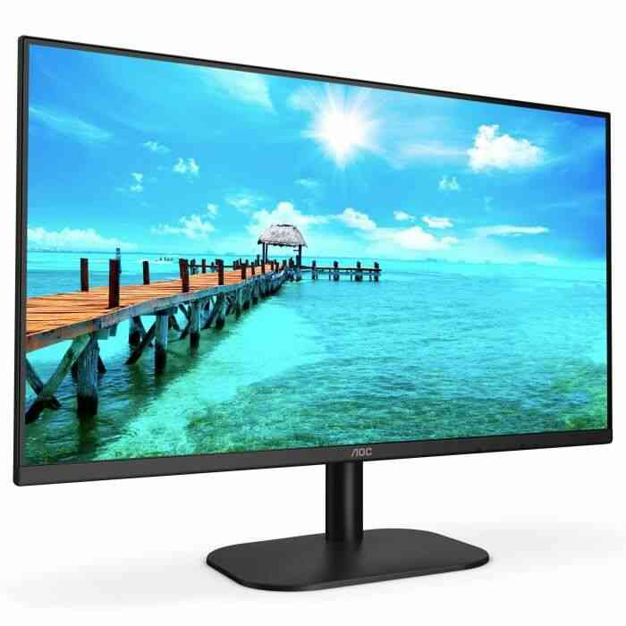 Ecran PC - AOC 24B2XHM2 - 24- FHD - Dalle VA - 4 ms - VGA / HDMI 1.4 1