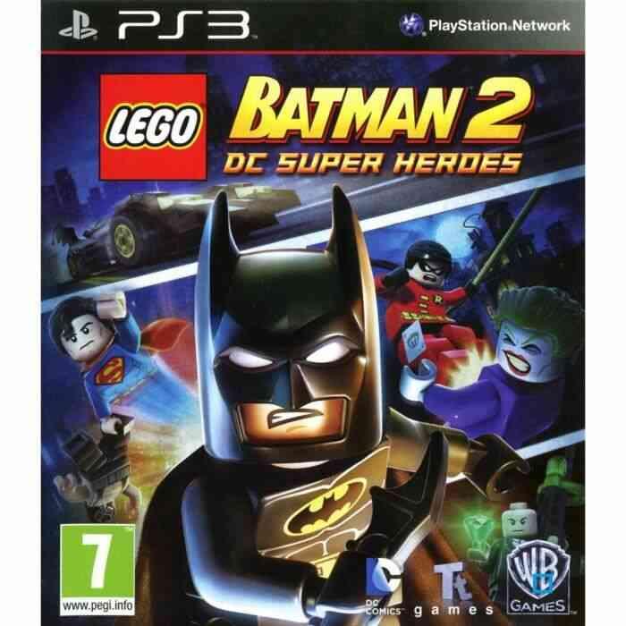 LEGO BATMAN 2 / Jeu console PS3 1