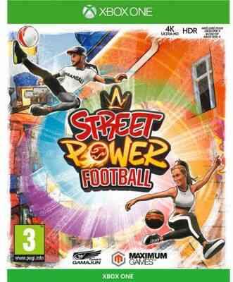 Jeu Xbox One Just For Games STREET POWER FOOTBALL XONE VF 1