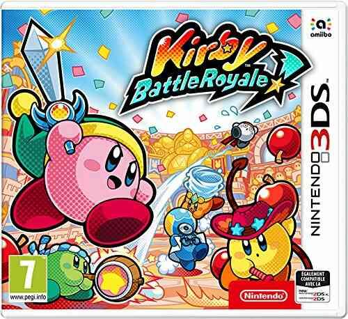 Kirby: Battle Royale 1