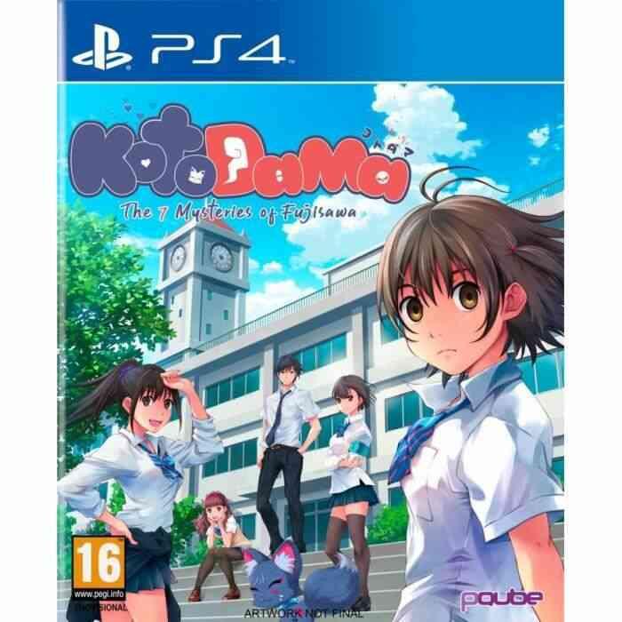 Kotodama : The Seven Mysteries of Fujisawa - Day One Edition Jeu PS4 1