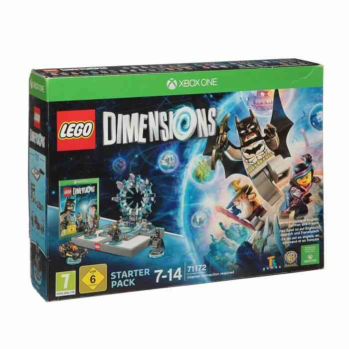 LEGO Dimension Starter Pack Xbox One 1