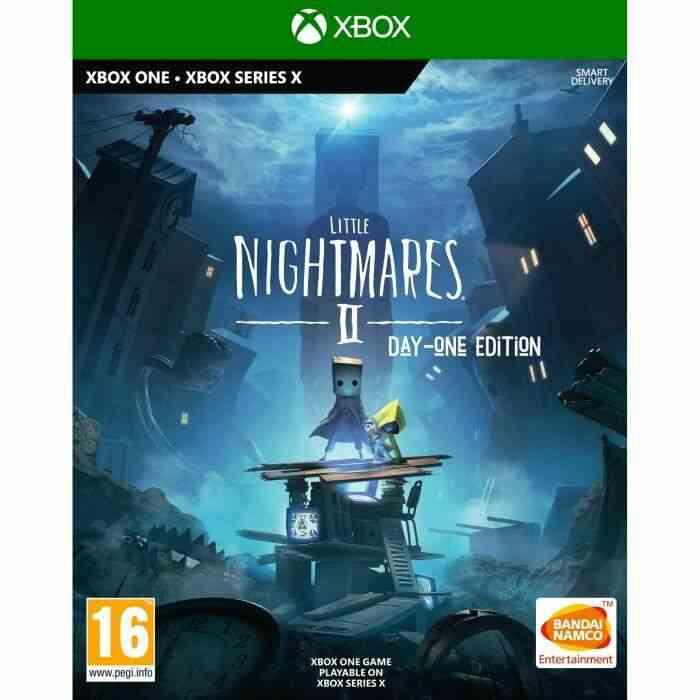Little Nightmares II : Day One Edition Jeu Xbox One 1