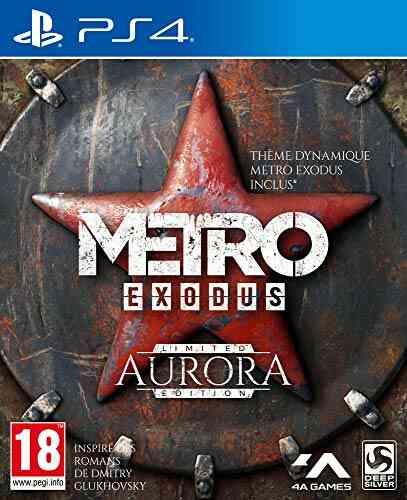 Metro Exodus - Edition Limitée Aurora 1