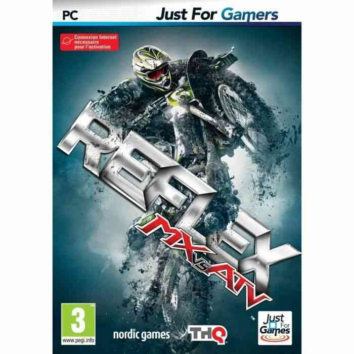 MX vs ATV Reflex Jeu PC 1