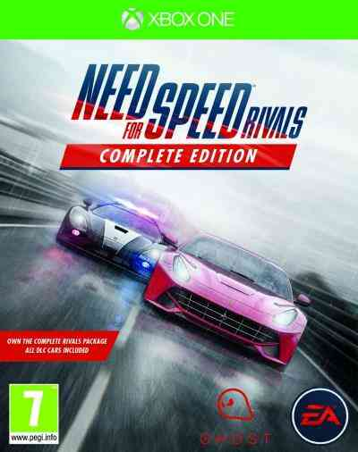 Need for speed Rivals Game Of The Year Edition Xbox One 1