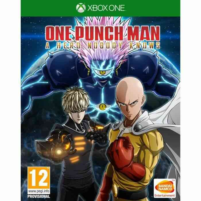 One Punch Man : A Hero Nobody Knows Jeu Xbox One 1
