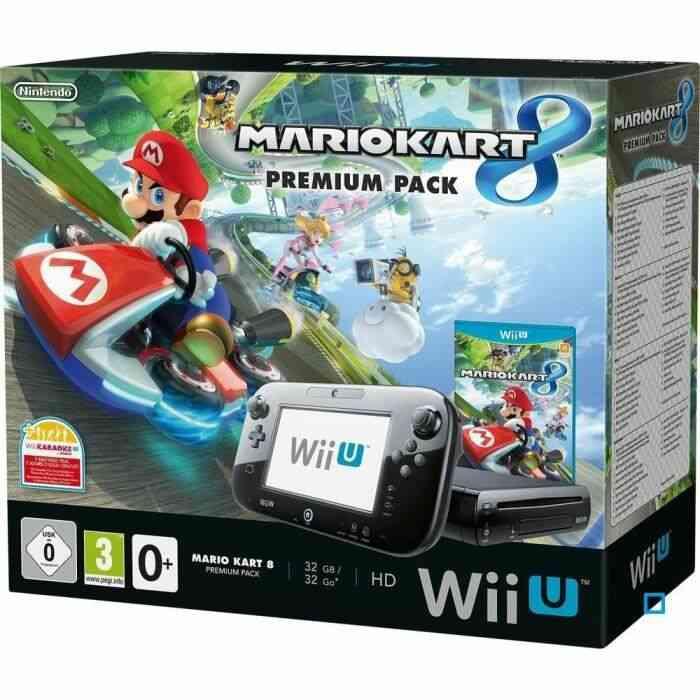 Pack Premium Mario Kart 8 Wii U 1