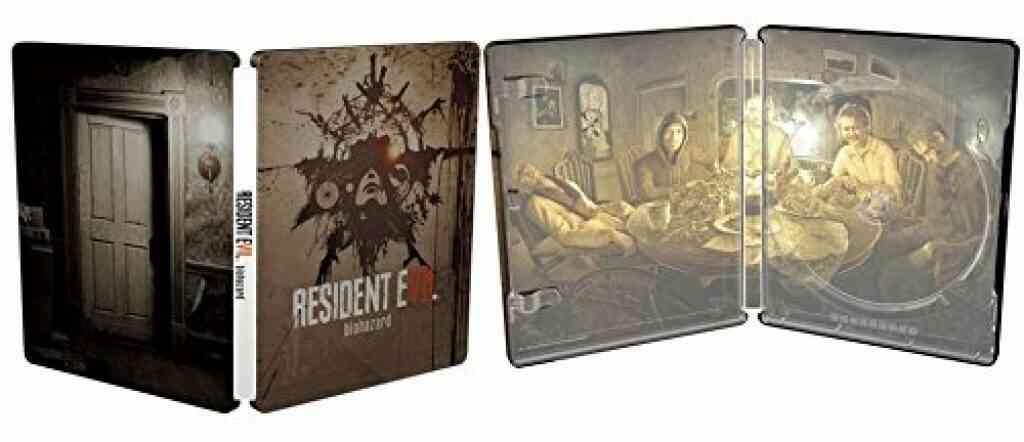 Resident Evil 7 : Biohazard - édition Steelbook 1