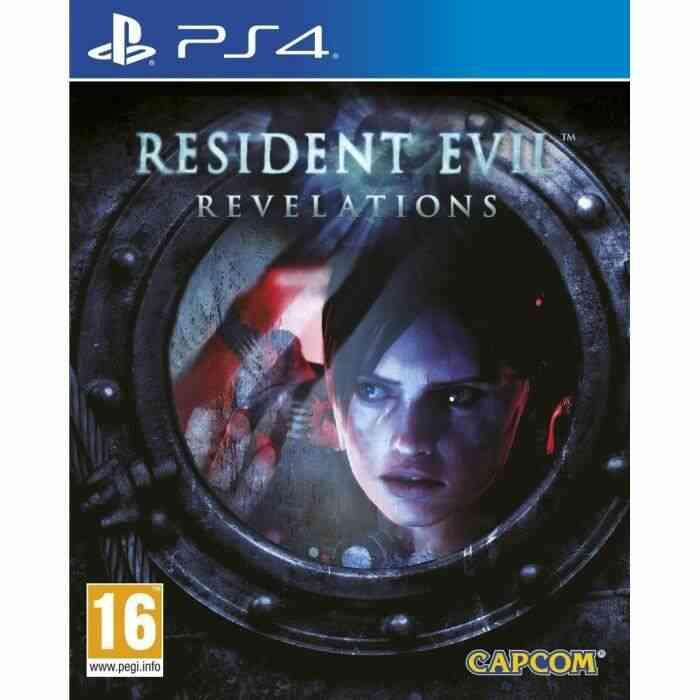 Resident Evil Revelations Jeu PS4 1