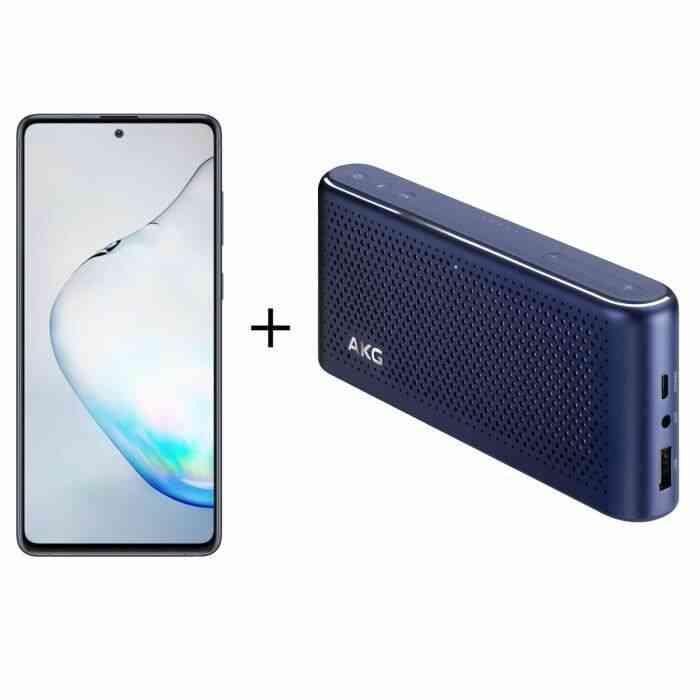 Samsung Galaxy Note10 Lite + Enceinte AKG S30 1