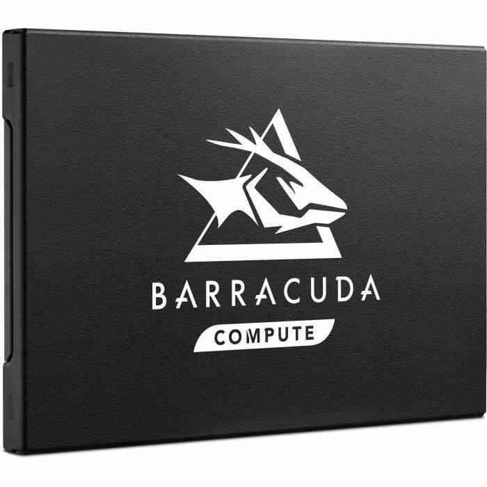SEAGATE - Disque SSD Interne - BarraCuda Q1 - 960Go - 2,5- (ZA960CV1A001) 1