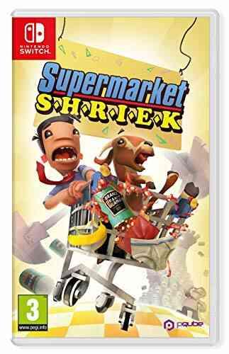 Supermarket Shriek (Nintendo Switch) 1