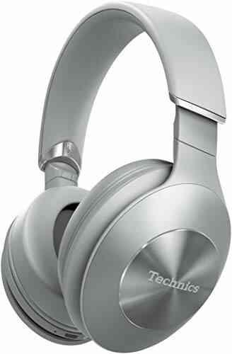 Technics EAH-F70NE-S Casque stéréo sans Fil Premium avec Bluetooth | Réduction du Bruit et Microphone intégré | Argent 1