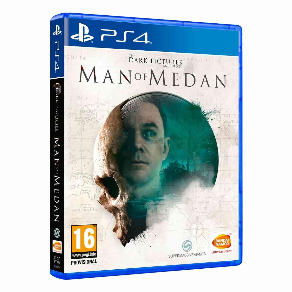 The Dark Pictures - Man Of Medan Jeu PS4 1