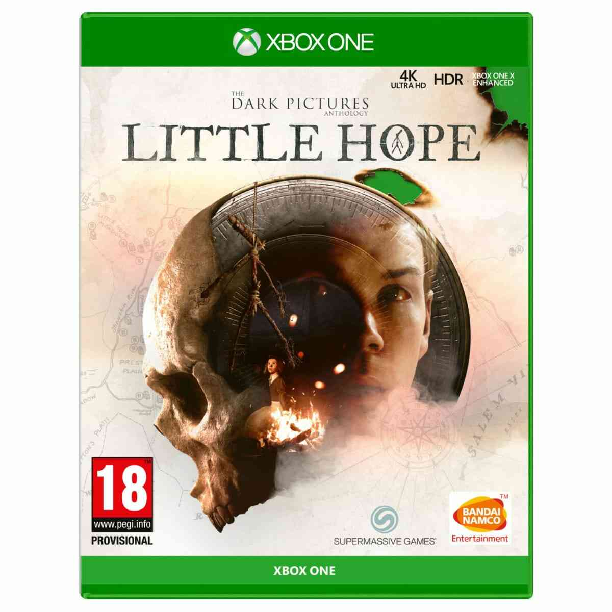 The Dark Pictures : Little Hope Xbox One 1