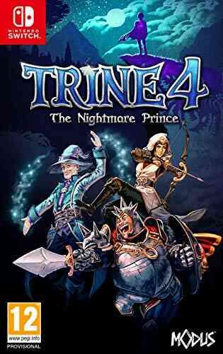 Trine 4: The Nightmare Prince SWITCH 1