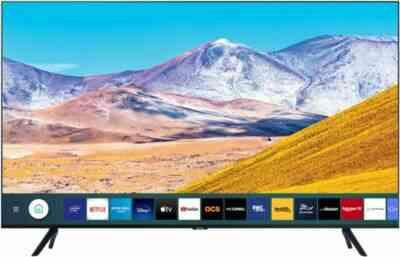 TV LED Samsung UE82TU8005 2020 1