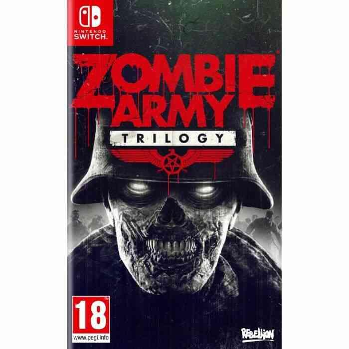 Zombie Army Trilogy pour Switch 1