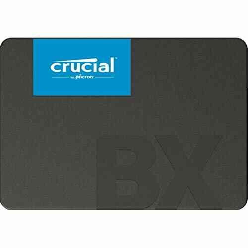 Crucial BX500 2 To CT2000BX500SSD1 SSD Interne-jusqu'à 540 MB/s (3D NAND, SATA, 2,5 pouces) 1